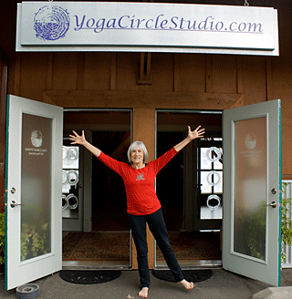 yoga circle studio image