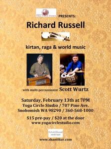 richard russell feb 13-16