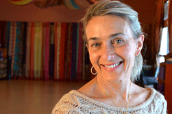 yoga circle studio teacher